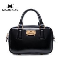 Cat bag 2014 bags cowhide elegant small bag women's handbag one shoulder cross-body casual mini handbag