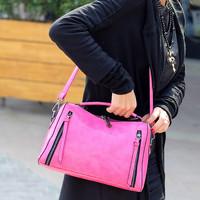 Cat bag 2014 female bags motorcycle bag casual handbag cross-body m16-087