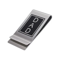 Quality titanium steel Money Clip DAD Father's Day Gifts