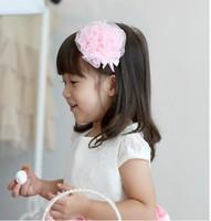F64 new children's hair band girl Head hoop. Head buckle. Han edition accessories. The headdress flower. Hair ornament