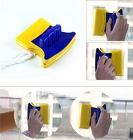 Window Glass Cleaner Magnetic Brush Double Faced Glass Cleaner Two Sides Glass Magnet Sucroses Wipe Window Device Glass Wipe