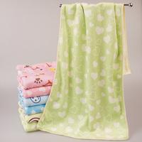 Nano Microfiber Children Towel Baby Bedding Fashion Lovely Pattern Towel
