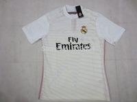 2014/15 Season Top Thailand Quality Soccer Shirt 7 RONALDO Real Madrid Home Football Shirt Bale Jersey Sportswaer Free Shipping