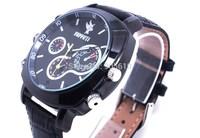 4/8/16GB HDW-06 HD 1080P 12M Pxiels Wristwatch Waterproof Watch Camera