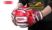 Free shipping 2014 Brand goalkeeper gloves professional  lengthen latex finger football top sportswear goalkeeper gloves