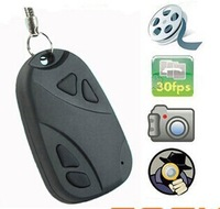 High quality with CE certification Mini Car Keychain Camera Wireless Video Camera Camcorder DVR 808 Wholesale  5pcs/lot