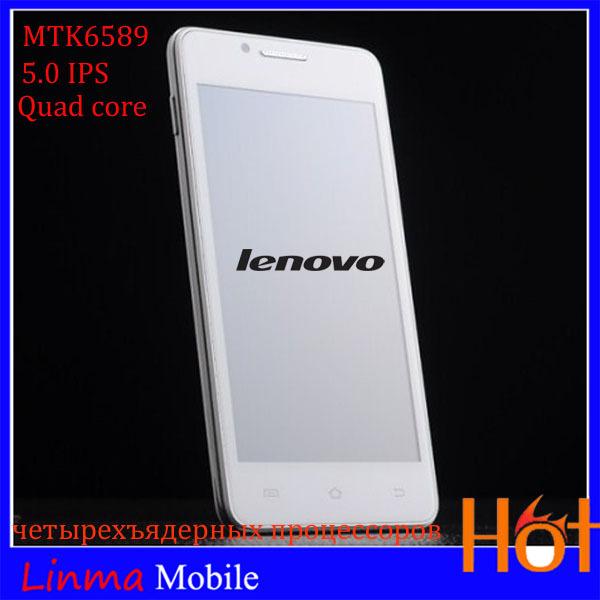 "New Original Lenovo A820 C MTK6589 Quad Core cellphone 5.0"" IPS 1280x720px 1GB RAM 4GB ROM Android 4.3 Dual Sim smartphone(China (Mainland))"