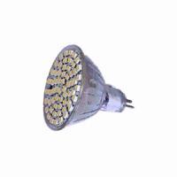 Top MR16 60 LED SMD 3528 Energy Saving Downlight Bulb Lamp Warm White 110V 120V Free Shipping