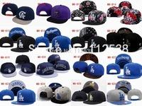 Free shipping 2014 arrvial Los Angeles Angels of Anaheim snapbacks Los Angeles Dodgers adjustable hats MB-LA105 12pcs/lot