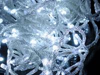 New Christmas Tree Wedding Party White LED Light 10m 110V Free Shipping
