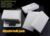 TOP FAITH ,20pc/lot,16KG/CBM, Mr. Clean  Magic Eraser Sponge Cleaner melamine sponge can be folded, double pressed, best quality