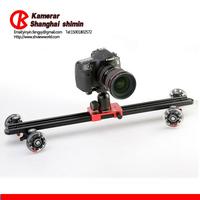 wholesale New Kamerar camera Slider Dolly for shooting movie also for DSLR RIG