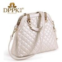 Women's handbag bags 2014 fashion vintage fashion one shoulder handbag fashion plaid cross-body bag