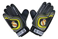 Free shipping high quality 2014 goalkeeper gloves professional football goalkeeper finger protection slip-resist gloves
