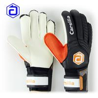Free shipping Brand Professional Brazilian Original Reusch Thickened Senior M1 Latex plam Soccer/Football Goalkeeper Gloves