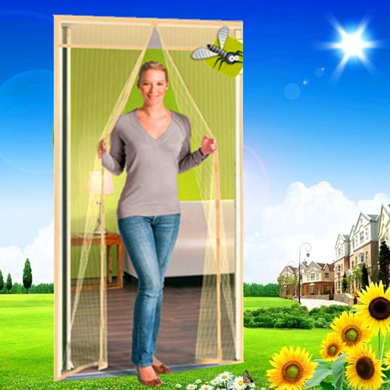 Online kopen wholesale magneet streep uit china magneet streep groothandel - Anti muggen gordijn ...
