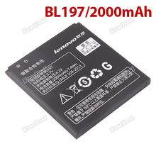 everdeal Original Lenovo A820 A820T S720 Smartphone Lithium Battery 2000mAh BL197 3.7V High Quality