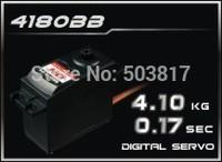 Digital Servo,Plastic Gear Digital Servo,Torque 4.1KG,Speed 0.17Sec,POWER HD-4180BB