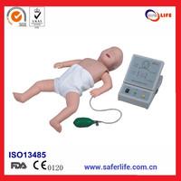 2014 Comprehensive emergency skills trainning medical advanced infant CPR manikin