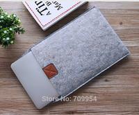 "Envelope 11""11.6""13""13.3""15""15.4"" Woolen Felt Laptop Case Sleeve Ultrabook Bag For Macbook Pro Air"