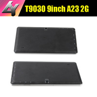 New models Leather cover 9 inch Allwinner A23 2G GSM phone call Tablets 800x480 android 4.2 512MB/8GB Bluetooth 2.0Mp Camera