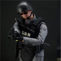 Toy soldiers 1/6 SDU American Volunteer Group Soldier toy model Modern soldier suit