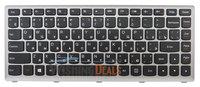 For Lenovo 25206100 25-206100 PK130SW1B05 25206040 25-206040 Laptop Keyboard with Backlit & Frame RU Russian black Teclado