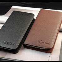 New 2014 Men's Wallets Men Wallets Long Section of a Large Capacity Bag Men purse Small Handbag Phones Post TB2018