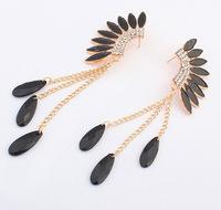 YXSP1654      2014 new fashion    Beaded Fashion Long    earring for women