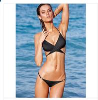 2014 print bikini sexy swimsuit split two-piece swimsuit, Free Shipping Dropshipping! Monokinis Bikini Fashion Women Swimsuit