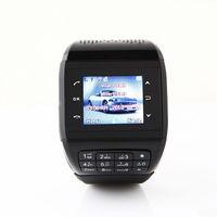 Tengda Q8 Watch Phone Quad Band Dual SIM Card 1.3 Inch Bluetooth Camera FM