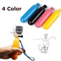 New HOt Go Pro Bobber Floating Handheld Stick Floaty Grip Stabilizer Bobber + Screw + Wrist Strap for GoPro Hero3+ 3 2