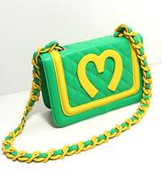 2014 new fashion leather women small shoulder bag plaid  messenger bag chain mini clutch purse