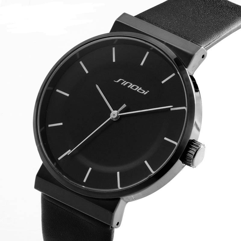 New Arrival Original 2014 Sinobi Brand Watches Men Quartz Wrist Wa