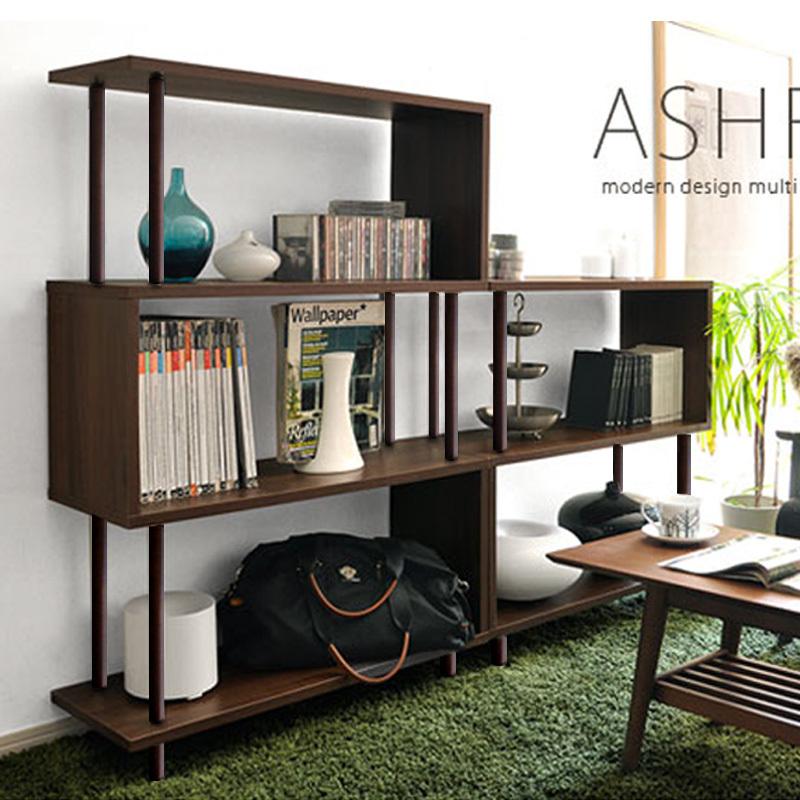 Scandinavian style furniture ikea bookshelf wood study for S shelves living room furniture