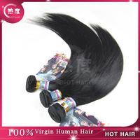 Peruvian straight virgin hair grade 5A virgin hair free shipping unprocessed virgin peruvian hair 3pcs lot human hair weave