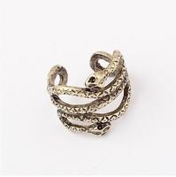 YXSP3004      2014 new fashion  Exaggerated retro snake openingl    Rings for women