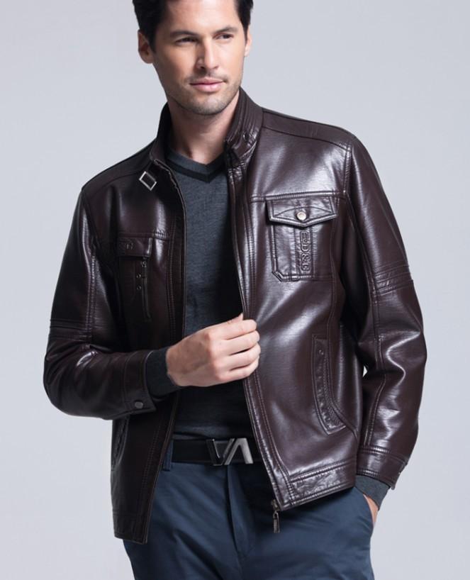 Leather Jackets For Short Men - Jacket
