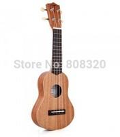 """Free shipping!!!   Tom 17"""" Mahogany Acoustic Electric Mini Ukulele"""