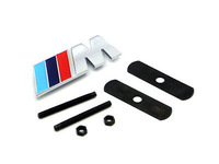 Free Shipping 2014 for BMW for  ///M-tech Metal 3D Grill Badge / Emblem