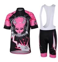 Wholesale - 2014 Cyling Women's Pro Team Cycling Wear/super gilrs Summer Riding Shorts /RED PINK Cycling Shorts Bib Shorts CJ001