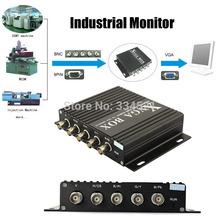 GBS8219 Video Converter RGB/CGA/EGA to VGA industrial monitor replacement Video Converter Free Shipping (China (Mainland))