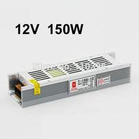 power transformer slim small 12v power supply,ac 110v 220v switching to dc 12v 150w power supply