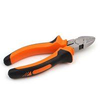 High Quality 6'' Chrome Vanadium Diagonal Pliers Wire-cutter Pliers Hand Tools 84909