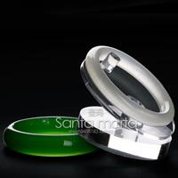Free Shipping Thick high-grade acrylic bangle acrylic display racks display jade display holder