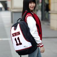 HOT  Kuroko's Basketball  Kuroko Tetsuya  Sports leisure backpack Anime Products  Free shipping