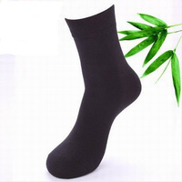 Promotion! Free shipping business casual men socks solid color Bamboo fiber socks Breathing socks 16pcs=8pairs=1lot