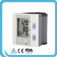 Free Shipping upper arm digital blood pressure monitor,BP-202N