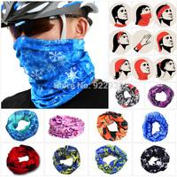 Outdoor Sports Cycling cycle Bike Bicycle Riding Variety Turban Magic Headband Veil Multi Head Scarf Scarves Face Mesh Bandanas