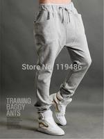 New Fashion Men Harlem Pants jogging Casual Sports Pant Boys Harem Sweatpants Overalls CMR65